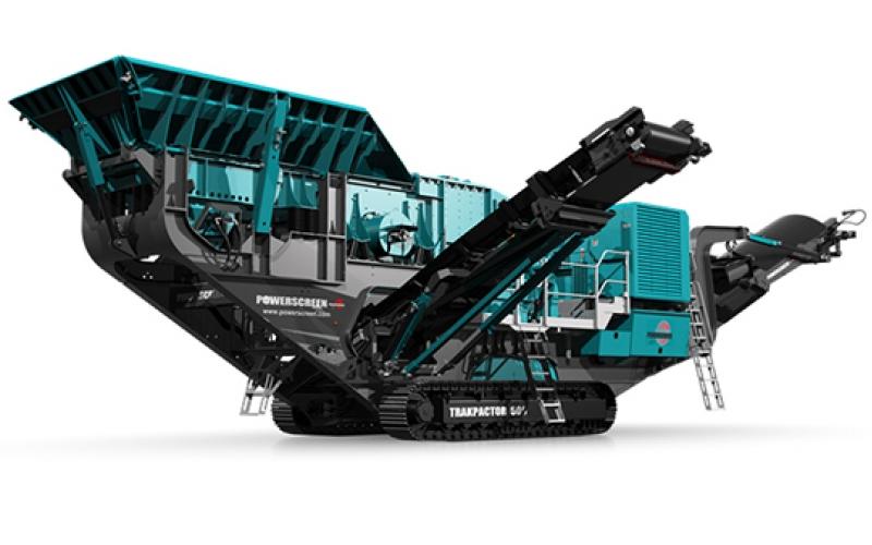 Powerscreen Trakpactor 500 & 500SR